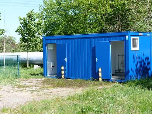 Wohnmobilstellplatz Rostock Toiletten
